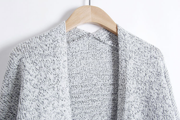 Casual Pockets Knitted Cardigan